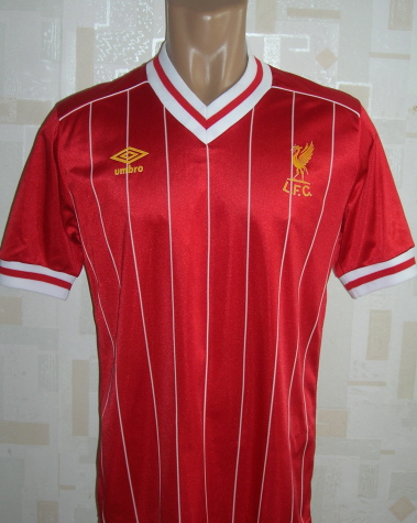 Liverpool 82 83 home ian rusch